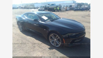 2017 Chevrolet Camaro LT Coupe for sale 101408657