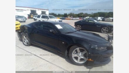 2017 Chevrolet Camaro LT Coupe for sale 101408937