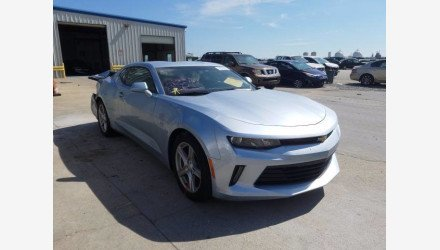 2017 Chevrolet Camaro LT Coupe for sale 101409863
