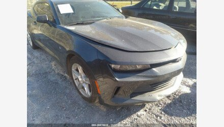 2017 Chevrolet Camaro LT Coupe for sale 101410746