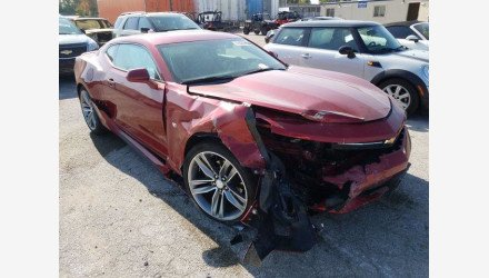 2017 Chevrolet Camaro LT Coupe for sale 101412310