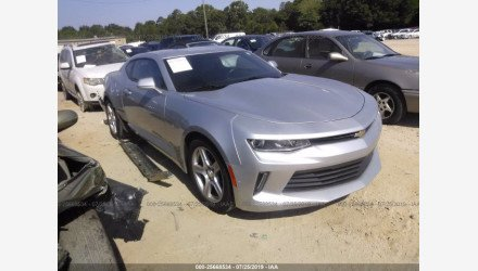 2017 Chevrolet Camaro LT Coupe for sale 101413197