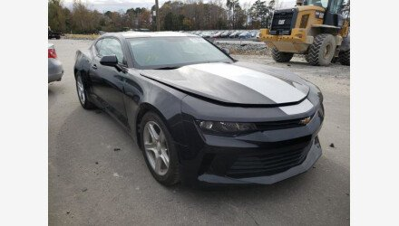 2017 Chevrolet Camaro LT Coupe for sale 101413640