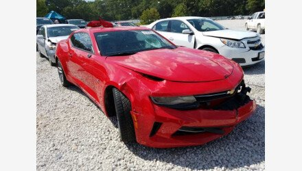 2017 Chevrolet Camaro LT Coupe for sale 101413726