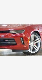 2017 Chevrolet Camaro for sale 101421359