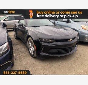 2017 Chevrolet Camaro for sale 101433909