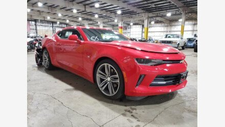 2017 Chevrolet Camaro LT Coupe for sale 101434162