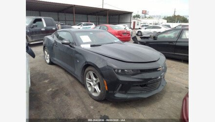 2017 Chevrolet Camaro LT Coupe for sale 101437199