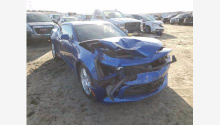 2017 Chevrolet Camaro LT Coupe for sale 101438627