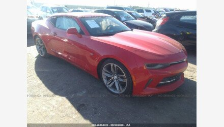 2017 Chevrolet Camaro LT Coupe for sale 101438805