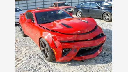 2017 Chevrolet Camaro SS Coupe for sale 101440602