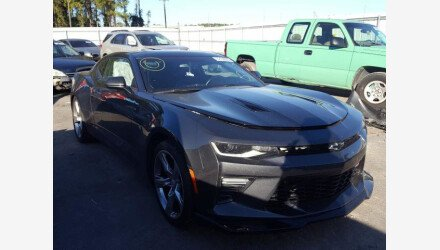 2017 Chevrolet Camaro SS Coupe for sale 101441287