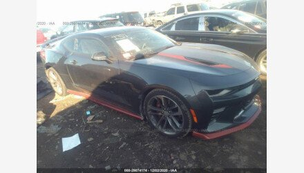 2017 Chevrolet Camaro SS Coupe for sale 101442201