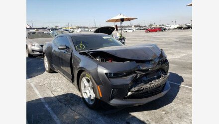 2017 Chevrolet Camaro LT Coupe for sale 101442668
