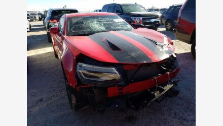 2017 Chevrolet Camaro SS Coupe for sale 101442787