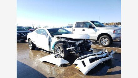 2017 Chevrolet Camaro LT Coupe for sale 101443397