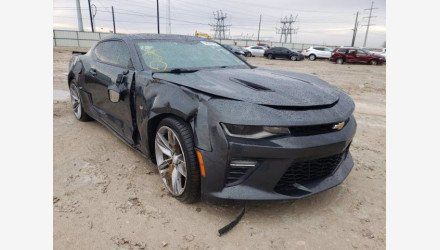 2017 Chevrolet Camaro SS Coupe for sale 101443404