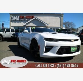 2017 Chevrolet Camaro for sale 101452915