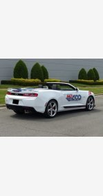 2017 Chevrolet Camaro SS for sale 101453288