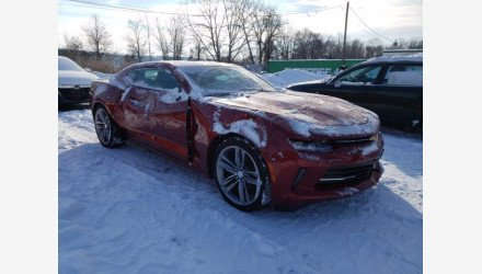 2017 Chevrolet Camaro LT Coupe for sale 101457603
