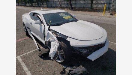 2017 Chevrolet Camaro for sale 101458260