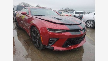 2017 Chevrolet Camaro SS Coupe for sale 101459427