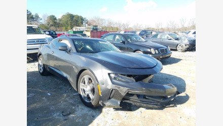 2017 Chevrolet Camaro LT Coupe for sale 101460291