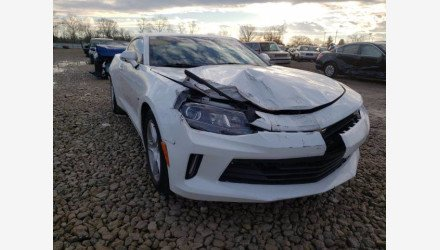 2017 Chevrolet Camaro LT Coupe for sale 101462519