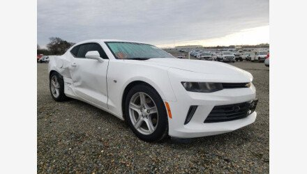 2017 Chevrolet Camaro LT Coupe for sale 101462521