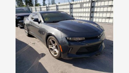 2017 Chevrolet Camaro LT Coupe for sale 101463300
