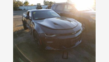 2017 Chevrolet Camaro SS Coupe for sale 101463365