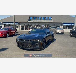 2017 Chevrolet Camaro SS for sale 101465648