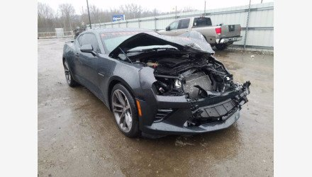 2017 Chevrolet Camaro SS Coupe for sale 101466662
