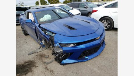 2017 Chevrolet Camaro SS Coupe for sale 101467992