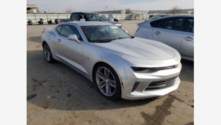 2017 Chevrolet Camaro LT Coupe for sale 101468065