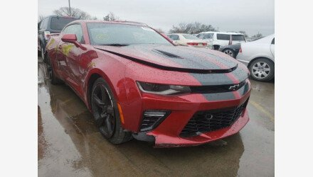 2017 Chevrolet Camaro SS Coupe for sale 101468568
