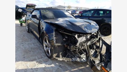 2017 Chevrolet Camaro SS Convertible for sale 101468612