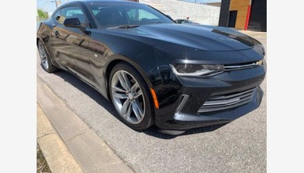 2017 Chevrolet Camaro LT Coupe for sale 101482093