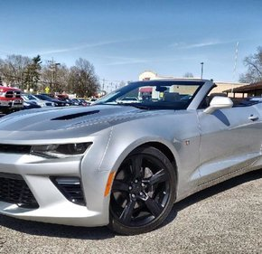 2017 Chevrolet Camaro SS Convertible for sale 101486143