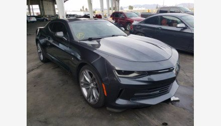 2017 Chevrolet Camaro LT Coupe for sale 101486365