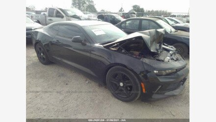 2017 Chevrolet Camaro LT Coupe for sale 101487073