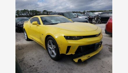 2017 Chevrolet Camaro LT Coupe for sale 101488325