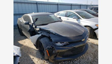 2017 Chevrolet Camaro LT Coupe for sale 101489063
