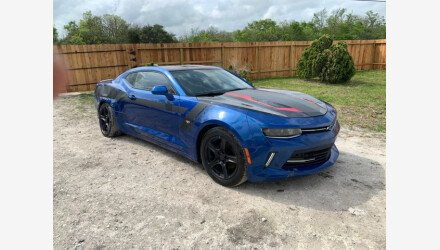 2017 Chevrolet Camaro LT Coupe for sale 101489728
