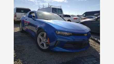 2017 Chevrolet Camaro LT Coupe for sale 101490484