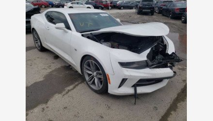 2017 Chevrolet Camaro LT Coupe for sale 101490485