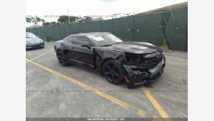 2017 Chevrolet Camaro LT Coupe for sale 101490560