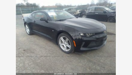 2017 Chevrolet Camaro LT Coupe for sale 101495142