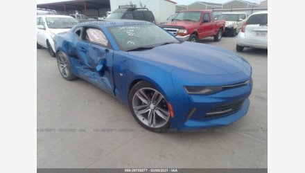 2017 Chevrolet Camaro LT Coupe for sale 101498721