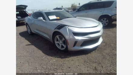 2017 Chevrolet Camaro LT Coupe for sale 101500802